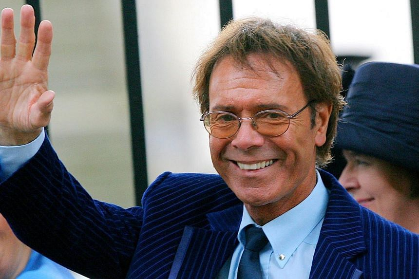 The BBC filmed the search by helicopter after police informed them in advance when it was due to take place. The coverage sparked widespread criticism that it had violated the privacy of Cliff Richard (above) and damaged his reputation before he was