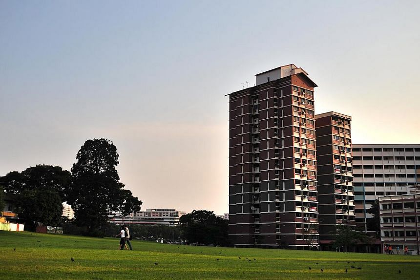 Higher income ceilings, and more cash upfront for owners are some of the changes that have been made to the HDB Lease Buyback Scheme. -- PHOTO: ALPHONSUS CHERN