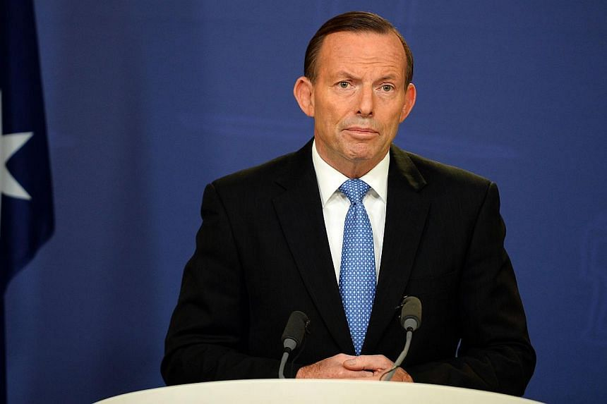 Australian Prime Minister Tony Abbott on Wednesday declined to rule out sending combat troops to support US air strikes in Iraq, amid a growing confrontation with radical Islamists who have seized large swaths of that country and neighbouring Syria.