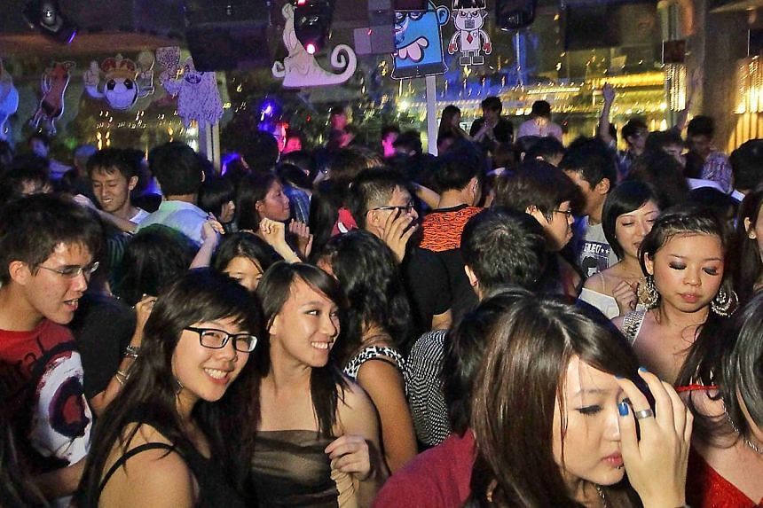 Crowd at The Butter Factory. -- PHOTO: THE BUTTER FACTORY