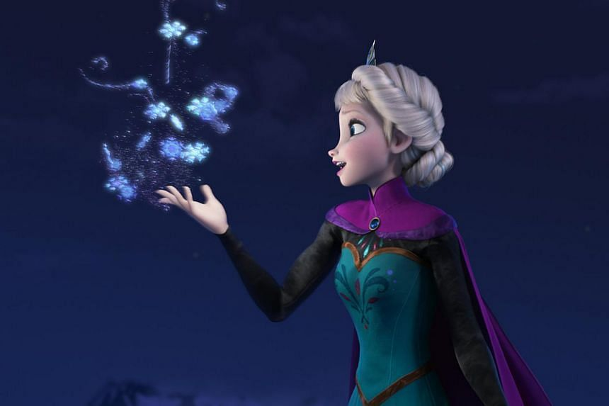 Cinema still: Frozen. -- PHOTO: WALT DISNEY STUDIOS MOTION PICTURES