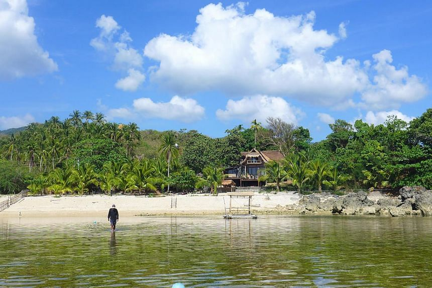 Kaypalad which means blessed in Tagalog, is a homestay on a far corner of Lubang island in the Philippines and a beguiling destination in itself. -- ST PHOTO: LEE SIEW HUA