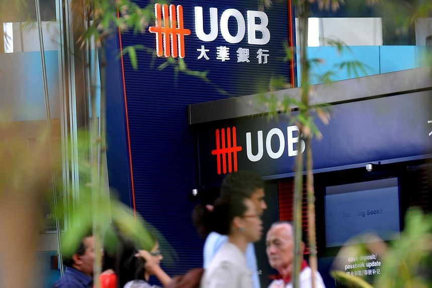 United Overseas Bank (UOB) has tied up with Japanese financial services firm Orix Corp to launch a US$200 million (S$250 million) mezzanine fund on Thursday. -- PHOTO: ST FILE