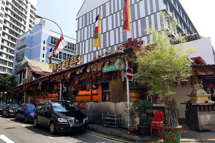 The Bravery, a year-old cafe, has replaced a scrap metal dealer at 66 Horne Road, across from the Jalan Besar Stadium. In true hipster fashion, the cafe's frontage, which comprises a metal frame with acrylic panels, carries no signboard and no doorkn