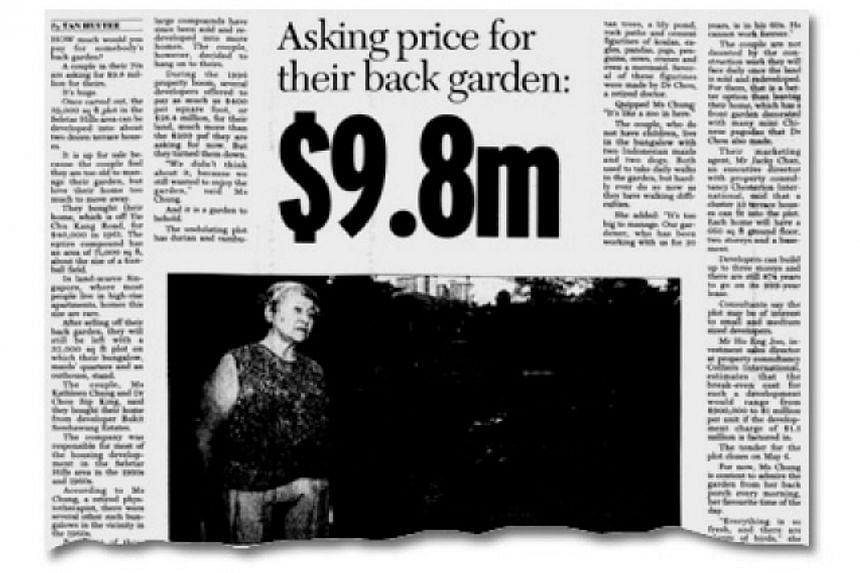 The Straits Times, April 8, 2004.