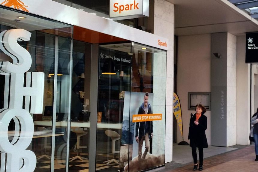 New Zealanders keen to view hacked photos of naked celebrities are being blamed for a nationwide Internet meltdown involving the country's main provider. It took telecommunications giant Spark, the rebranded Telecom Corp., until Sunday to fully repai