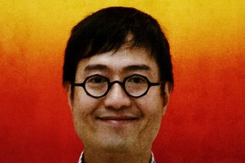 The campaign's concept was hatched by two creative directors of BBH, Singapore - Mr Maurice Wee (above) and Mr Tinus Strydom (top).