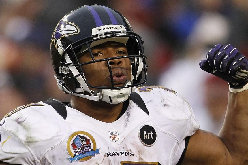 The Baltimore Ravens terminated Ray Rice's contract and the National Football League suspended him indefinitely on Monday, hours after a video emerged showing the running back striking his then fiancee in the face. -- PHOTO: REUTERS