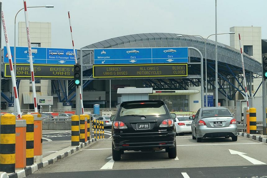 "Singapore's policy of matching tolls Malaysia imposes for use of the Causeway and Second Link is a ""long standing"" one, Senior Minister of State for Transport Josephine Teo said on Tuesday. -- ST FILE"