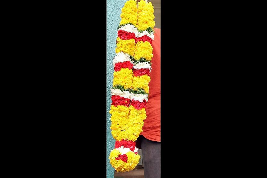 The Sri Veeramakaliamman Temple is one of the nine stops covered by the app. The idea behind the app is to get visitors to spend more time exploring the historic district.