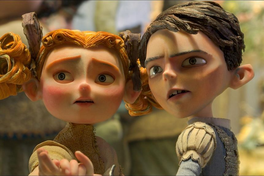 The Boxtrolls. -- PHOTO: UNIVERSAL PICTURES