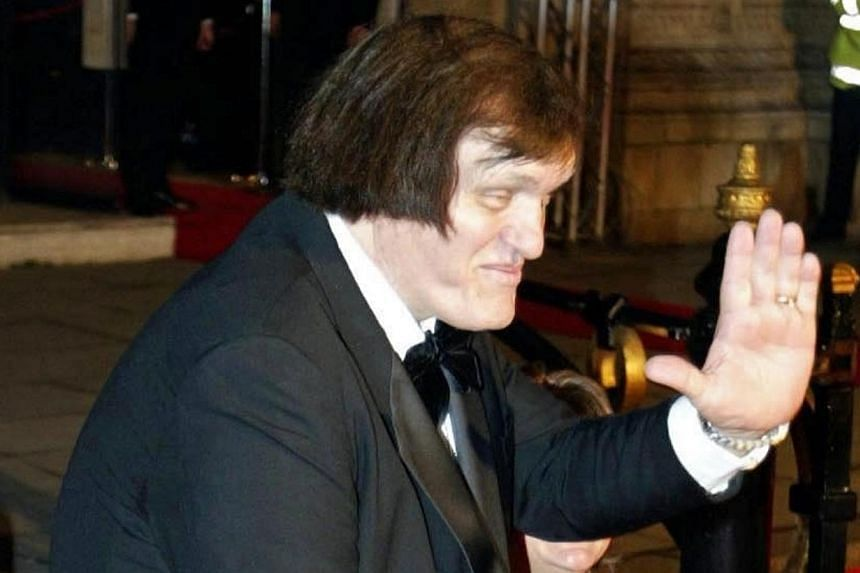 Richard Kiel, who played the towering, steel-toothed baddie Jaws in two James Bond movies, died on Wednesday aged 74, a hospital spokesman said. -- PHOTO: REUTERS