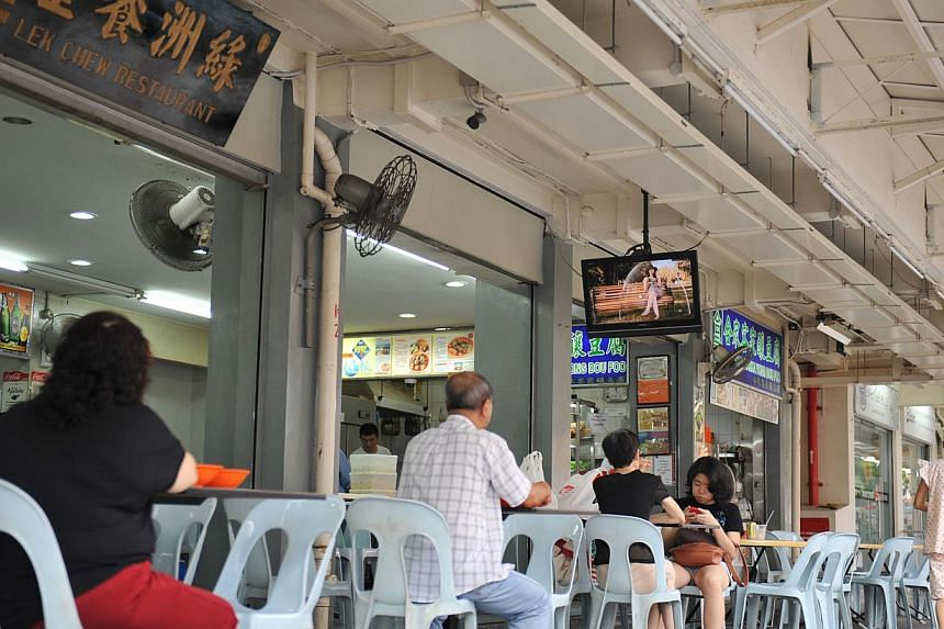 Lek Chew Restaurant at Block 124 draws a daily lunch crowd, who then move on to traditional desserts at the nearby food centre or something fancier at cafes. Lih Ching Medical Hall has been in business for the past 45 years, ever since its owner, Mad