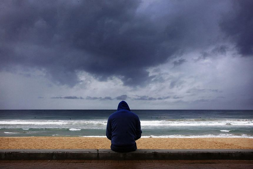 Sydney's Manly Beach looking out to the Pacific Ocean. -- PHOTO: REUTERS