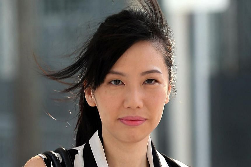Sharon Tan checked with Serina Wee and co-accused Chew Eng Han before backdating the minutes of a meeting.