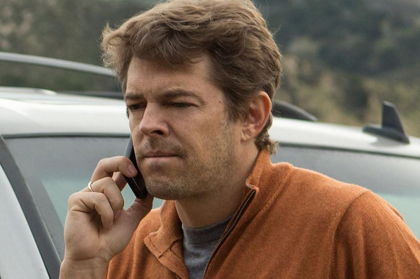 45-year-old founder and chief executive officer of Blumhouse ProductionsJason Blum. -- PHOTO: UIP