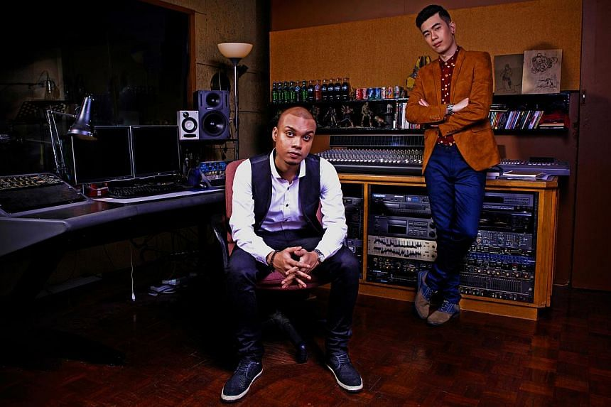 Trick, comprising Richard Jansen (far left) and Marc Lian (left), have released a new single, Sunshine, and will perform it live on Sept 27.