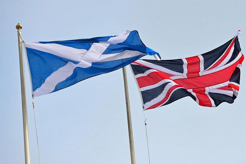 Whether or not it actually happens, the idea that the union of England and Scotland, which has existed for more than 300 years, could be dissolved has enormous implications in its own right, and significant implications for Europe and even for global