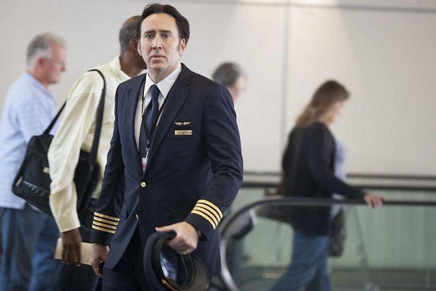 Nicolas Cage is a pilot who must survive a chaotic world where millions have vanished.