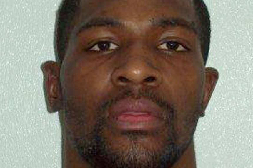 Alton Nolen, who allegedly beheaded a female co-worker, has been charged with first degree murder and will likely face the death penalty, a prosecutor said on Tuesday. -- PHOTO: AFP PHOTO HANDOUT-OKLAHOMA DEPARTMENT OF CORRECTIONS