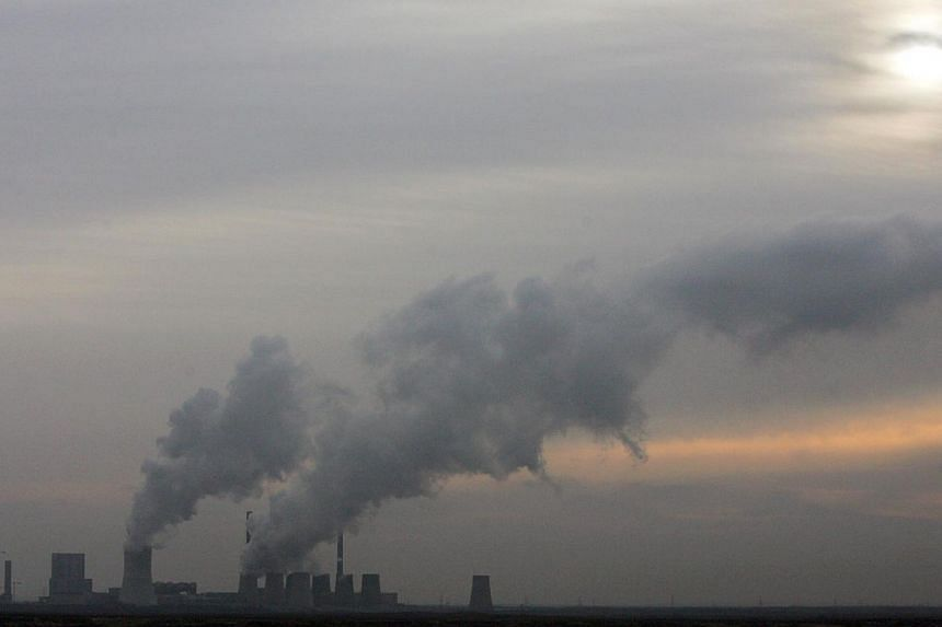 A temperature goal set by almost 200 governments as the limit for global warming is a poor guide to the planet's health and should be ditched, a study published in the journal Nature said on Wednesday, Sept 1, 2014. -- PHOTO: AFP