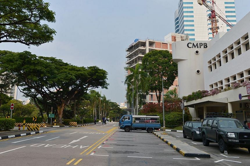 RICH IN MEMORIES: Depot Road has been the location of CMPB since 1989, when it moved from Tanglin. The base will move to Upper Bukit Timah.