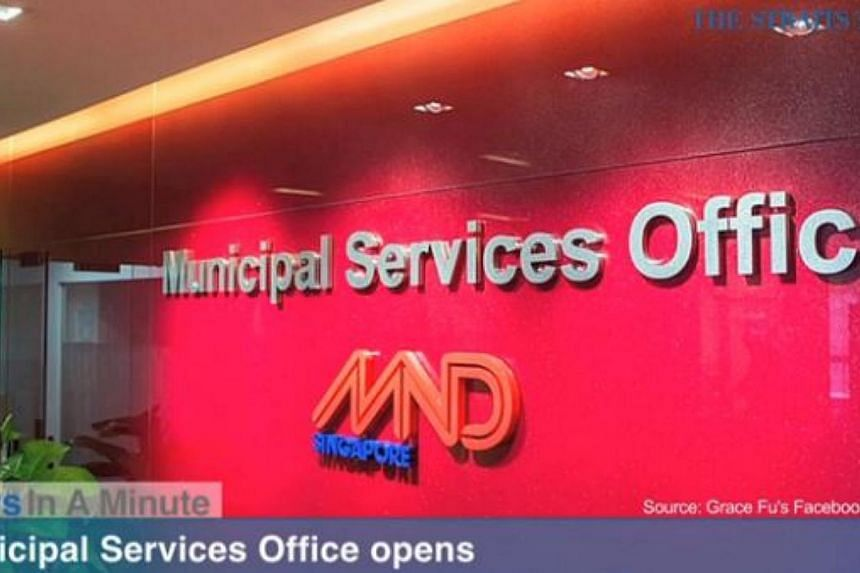 In today's News In A Minute, we look at the newly opened Municipal Services Office, which will introduce a smartphone app to make it more convenient for the public to send feedback. -- PHOTO: SCREENGRAB FROM RAZORTV