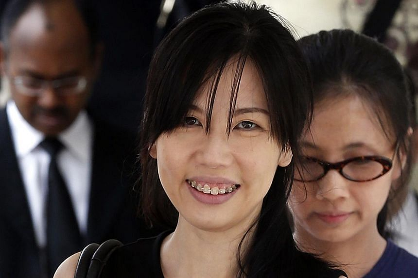 City Harvest Church finance manager Sharon Tan (left) and founding pastor Kong Hee are among six people who are accused of misusing $50 million of church funds to boost the music career of Kong's wife, Ms Ho Yeow Sun, and covering up the misuse.