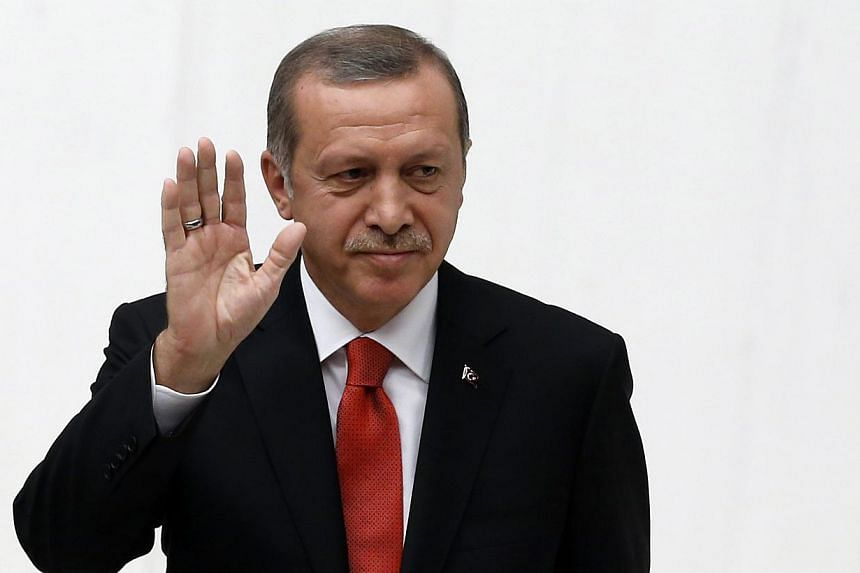 """Turkish President Recep Tayyip Erdogan, known for his suspicion of new technology, declared he was """"increasingly against the Internet every day"""" as he defended curbs on online freedoms, a journalists' rights group who met with him said on Friday. --"""