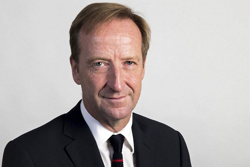 A handout image received from Britain's Foreign and Commonwealth Office on Oct 3, 201 shows Alex Younger, who has been appointed as successor to Sir John Sawers as chief of the Secret Intelligence Service (MI6). Britain's MI6 foreign intelligence age