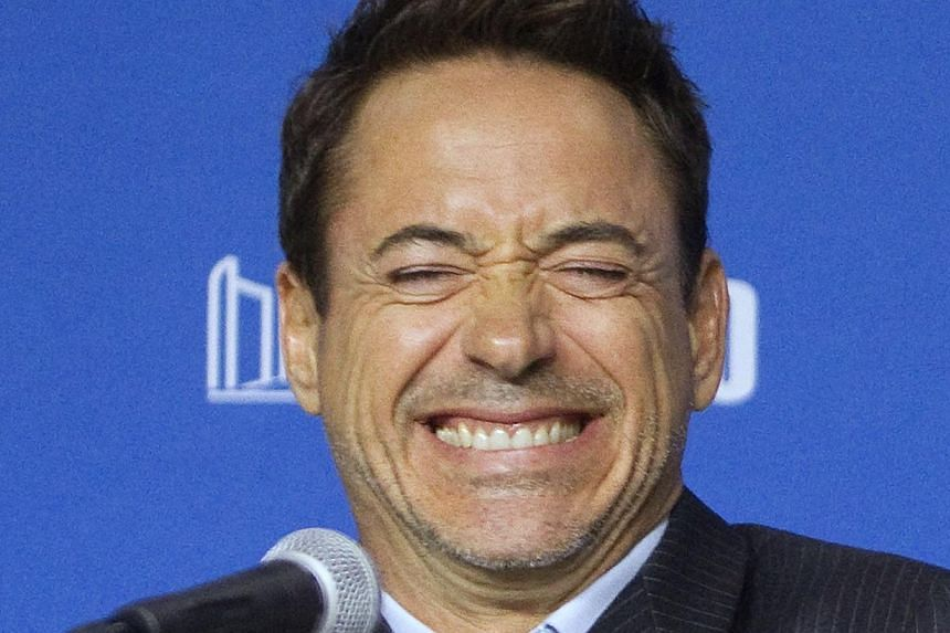 Downey Jr pulled off his impressive earnings thanks to endorsements and being a key part of the lucrative Iron Man and Avengers films. -- PHOTO: REUTERS