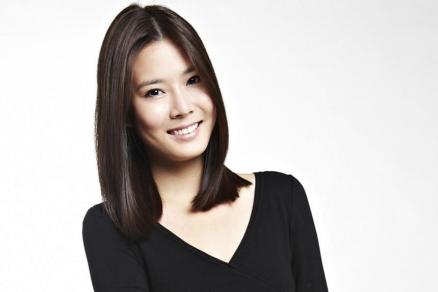 Carrie Wong. -- PHOTO: MEDIACORP