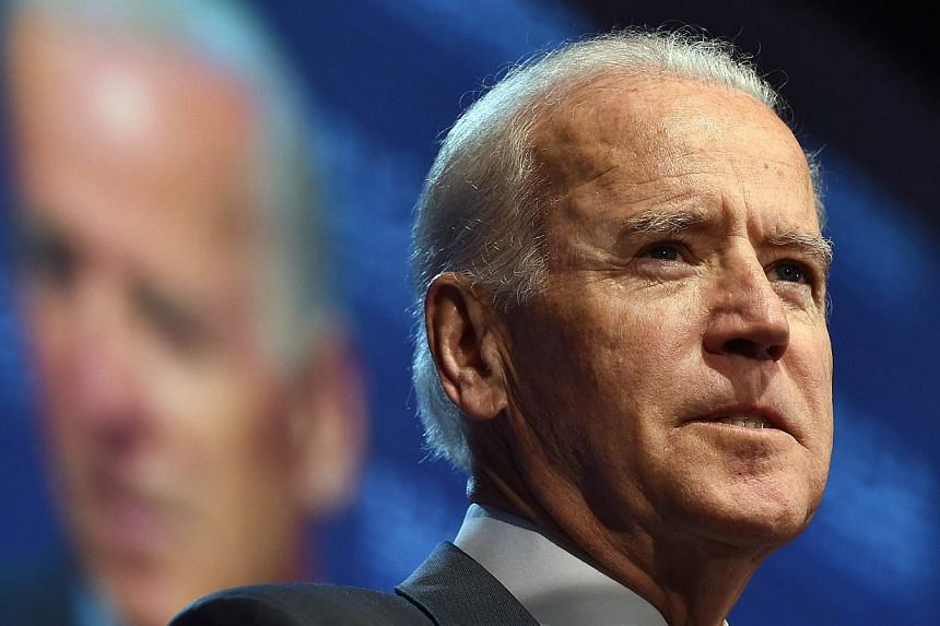 United States Vice-President Joe Biden, seen here (above) in August 2014, on Saturday apologised to Turkish President Recep Tayyip Erdogan over comments suggesting that Ankara and other regional powers had financed and armed militant organisations in