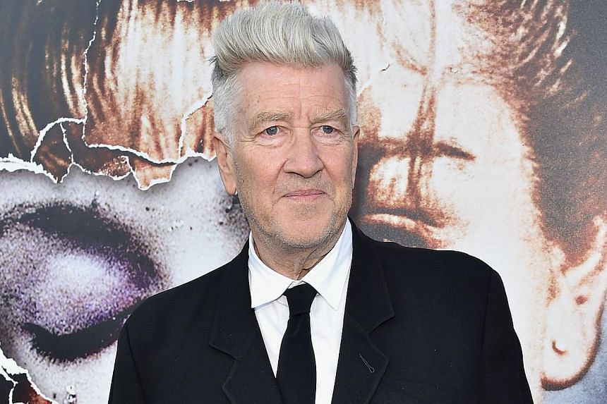 Director David Lynch arrives to The American Film Institute Presents Twin Peaks-The Entire Mystery Blu-Ray/DVD Release Screening at the Vista Theatre in Los Angeles, California on July 16, 2014. -- PHOTO: AFP