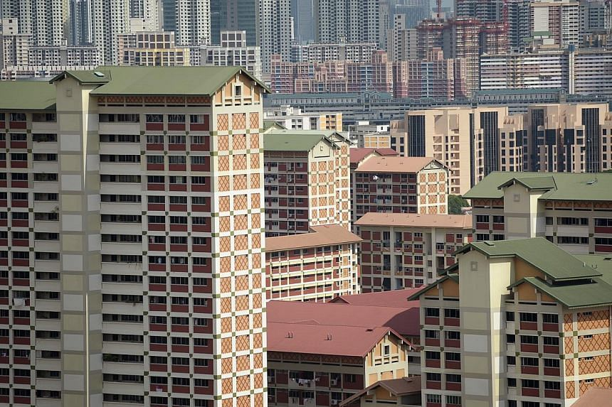 Whether family members can buy the remainder of the lease that their parents sold back to the Housing Board depends on their eligibility to buy a HDB flat, National Development (MND) Khaw Boon Wan said. -- PHOTO: ST FILE