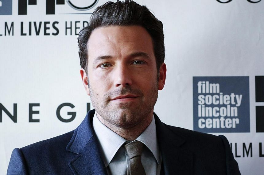 Affleck, well known for his progressive views, was promoting his latest film Gone Girl on HBO's Real Time with Bill Maher when the conversation turned towards Islam. -- PHOTO: REUTERS