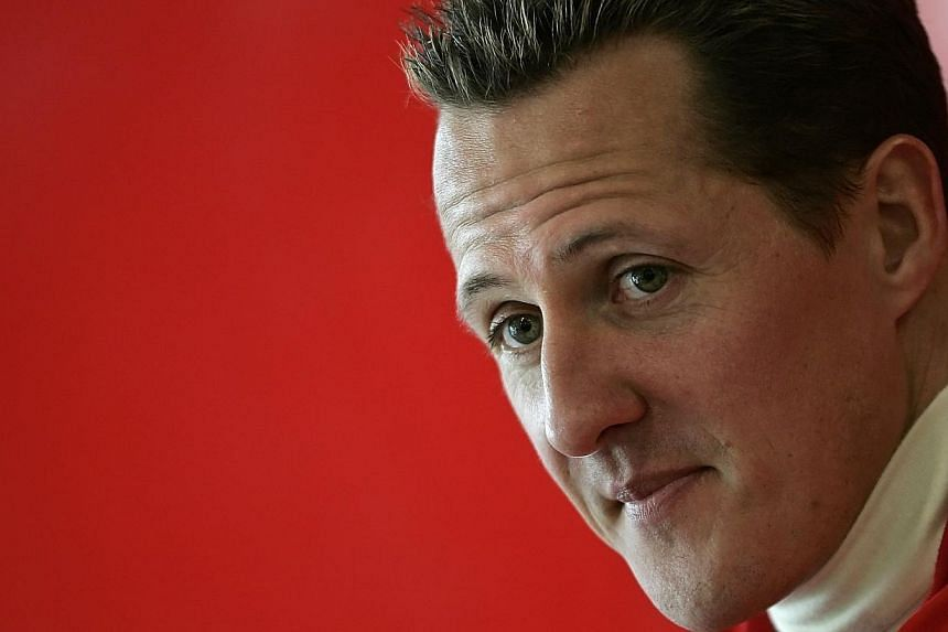 Seven-time Formula One champion Michael Schumacher could soon lead a relatively normal life although he is unlikely to drive a Formula One car again, said former Ferrari chief executive Jean Todt after a visit on Tuesday to the stricken German star's
