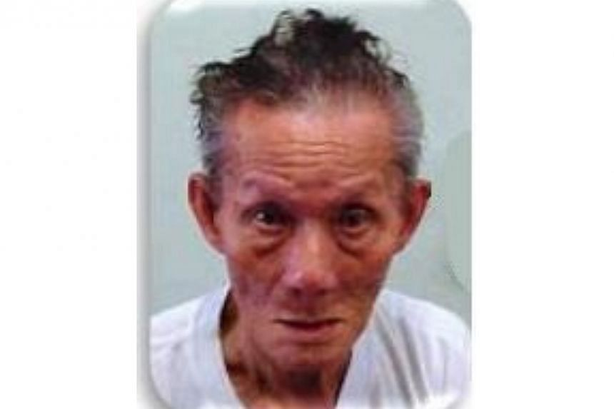 Police are appealing for the next-of-kin of Mr Cheong Cheng Ean to come forward. -- PHOTO: SINGAPORE POLICE FORCE