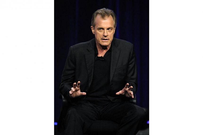 Cast member Stephen Collins participates in the panel for No Ordinary Family during the Disney, ABC Television Group Television Critics Association press tour in Beverly Hills, California on Aug 1, 2010. The lawyer for actor Stephen Collins has