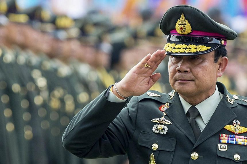 Indonesia's outgoing President Susilo Bambang Yudhoyono (left) has praised the country's armed forces for their neutrality in recent polls. Thailand, on the other hand, has been ruled by a military junta under General Prayuth Chan-ocha, following a c