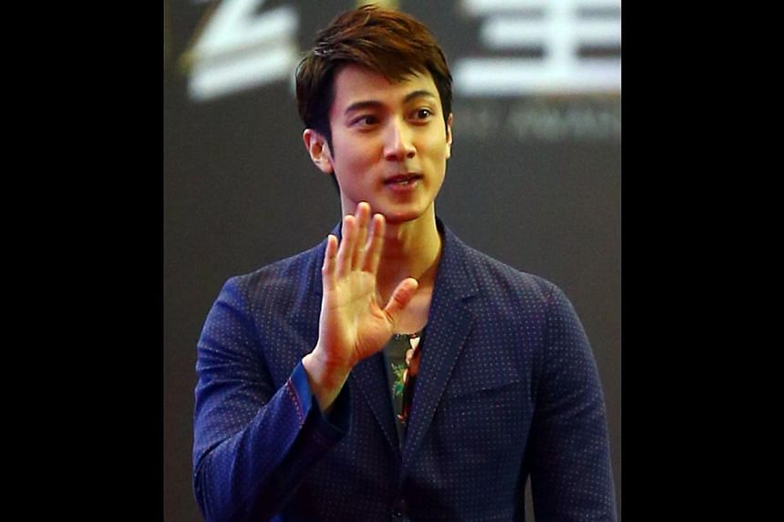 Wu Chun, 34. -- PHOTOS: HIM INTERNATIONAL MUSIC, ST FILE, AGENCE FRANCE-PRESSE, THE NEW PAPER FILE, APPLE DAILY, JOH