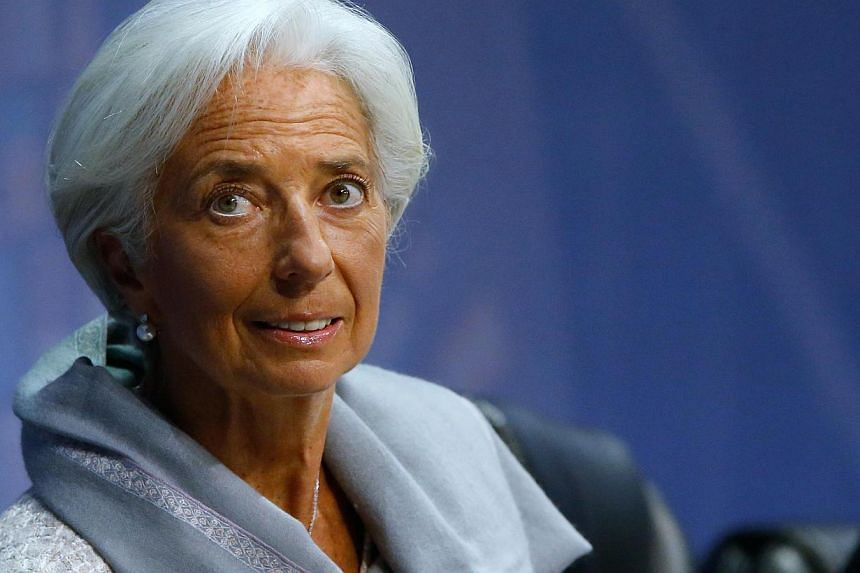 "International Monetary Fund Director Christine Lagarde has promised Guinea, one of the West African nations hard-hit by Ebola, that the organisation is ""ready to do more if needed"". -- PHOTO: REUTERS"