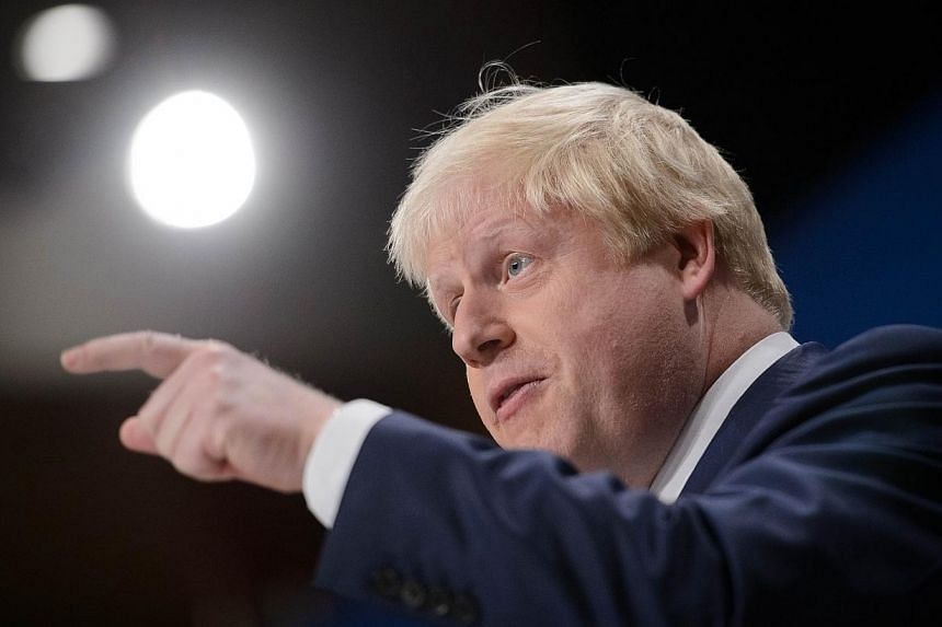 Britain's security services are monitoring thousands of terrorism suspects in London and are involved in operations on a daily basis, the capital's mayor Boris Johnson said in an interview published on Saturday. -- PHOTO: AFP