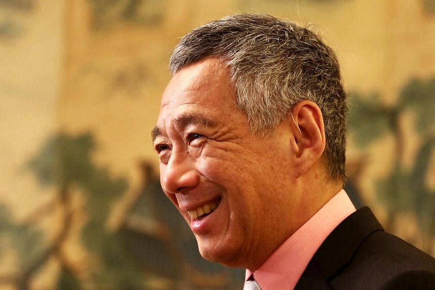 Prime Minister Lee Hsien Loong will make his first official visit to Turkey with a four-day trip that starts on Sunday. -- ZAOBAO PHOTO