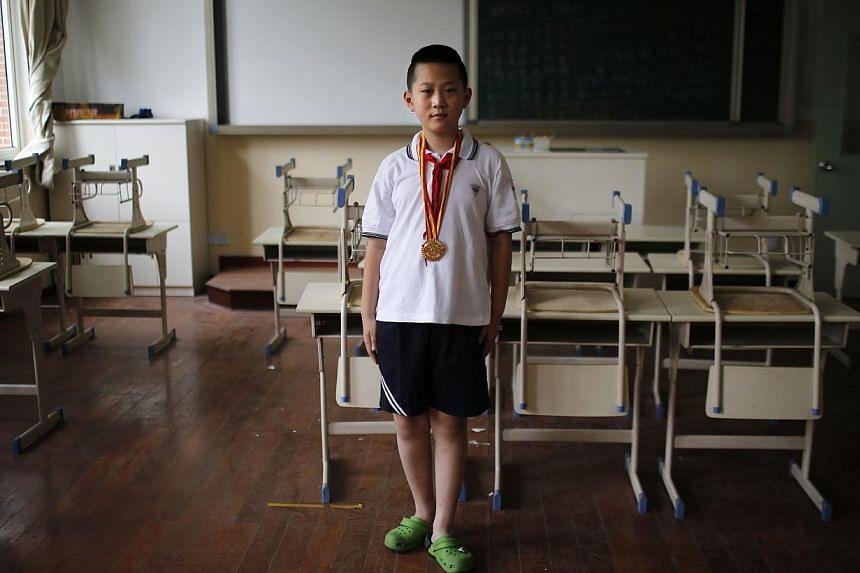 "2003: Wang Qi'an has a more ""scientific"" reason for not wanting any siblings. ""I have investigated all my classmates who have brothers or sisters. None of them perform well in their studies."""