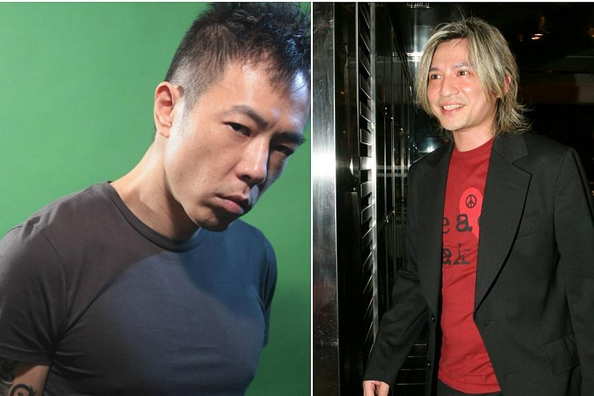 """In an explosive post on Weibo on Thursday night, former Beyond bassist Steve Wong said the """"real reason"""" the band broke up was that guitarist Paul Wong (left) felt he deserved more pay than drummer Yip Sai Wing (right). -- PHOTOS: HORIZON MUSIC E"""