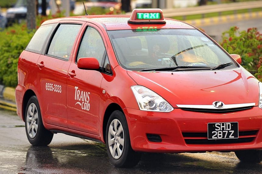 Trans-cab Services Pte Ltd, the country's second-biggest taxi operator, is preparing an initial public offering that could raise at least $100 million, reported Bloomberg earlier on Monday. -- PHOTO: ST FILE