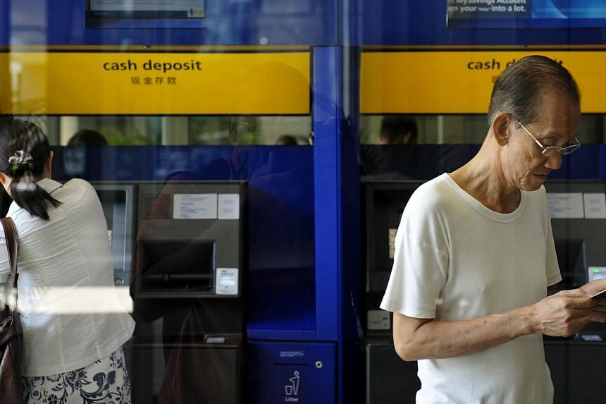 Nearly a third of Singaporeans over the age of 55 have not yet begun saving for their retirement, a survey released on Monday shows. -- PHOTO: ST FILE