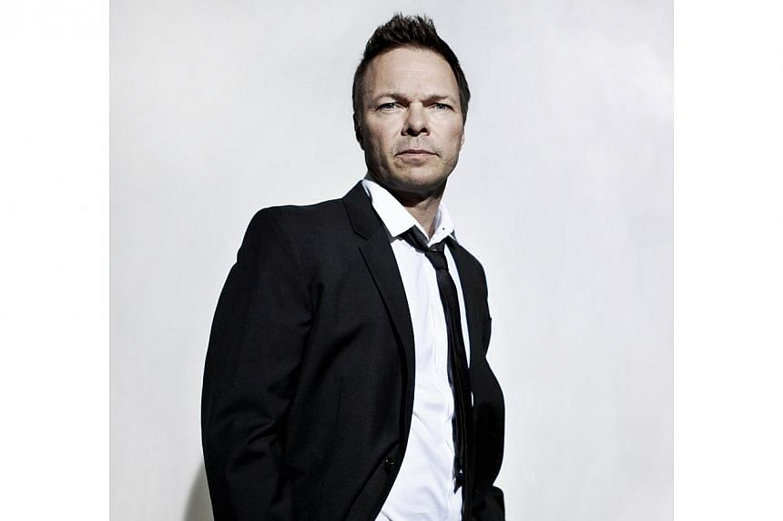British dance music guru Pete Tong is set to bring one of the world's foremost electronic music industry event to Singapore. -- PHOTO: PETE TONG