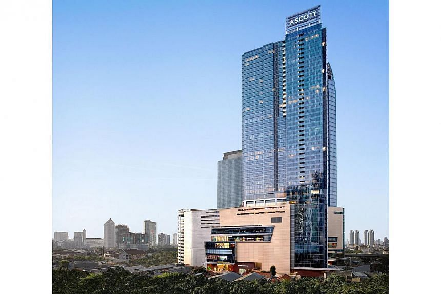 The 185-unit Ascott Kuningan Jakarta is the company's eighth property to open in Indonesia -- PHOTO: ASCOTT